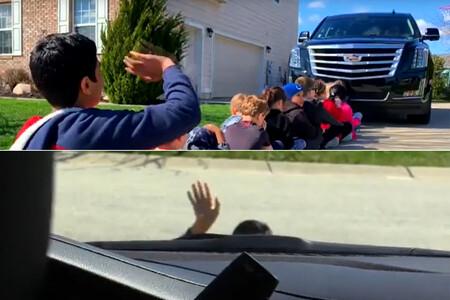 Un punto ciego enorme: los SUV más voluminosos podrían tener varios niños delante y no verlos