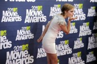La alfombra roja de los MTV Awards 2011