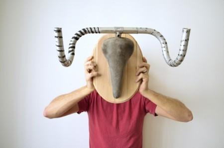 Tal vez aún no lo sabes, pero quieres una cabeza de ciervo en tu hogar... si es Upcycle Fetish