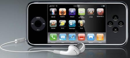 ¿Y si Apple hubiera diseñado la PSP?