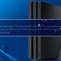 PS4 4 Pro  mejorará el rendimiento de sus juegos con el modo Boost y así es cómo funciona