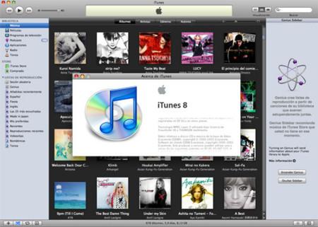 iTunes 8: Descubre la música que te estás perdiendo