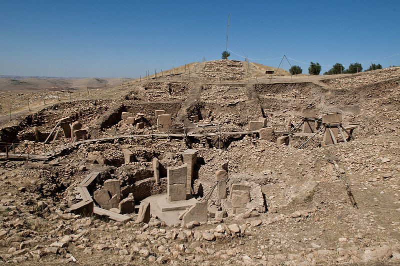 Göbekli Tepe -posdata digital press