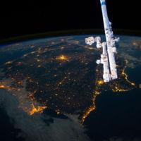 Los equipos y técnicas para hacer fotografías desde el espacio