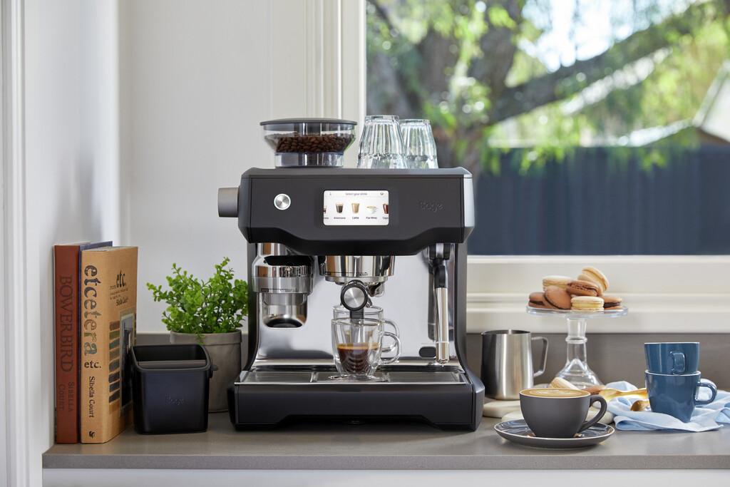 Sage Appliances llega a España: estas son sus nuevas máquinas de café espresso con las que tener al barista en casa