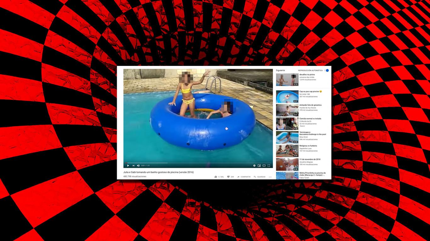 Peliculas Bikinis Canal Porno entramos en la madriguera que utilizan los pedófilos para