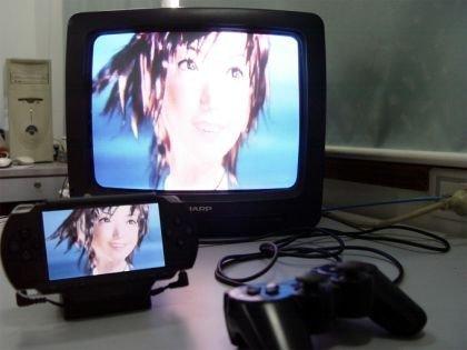 PSP2TV para PSP casi listo