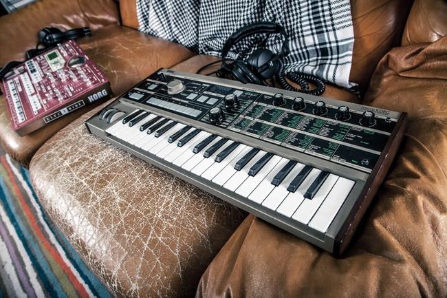 Technology Music Keyboard Headphone