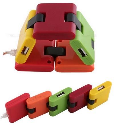 Rainbow USB hub