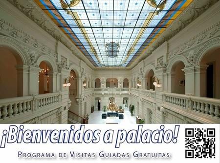 Bienvenidos a palacio, Comunidad de Madrid