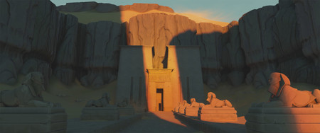 In the Valley of Gods es lo nuevo de los creadores de Firewatch [TGA 2017]