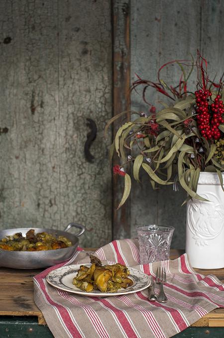Paseo por la gastronomía de la red: 13 recetas con pollo para variar nuestros menús diarios