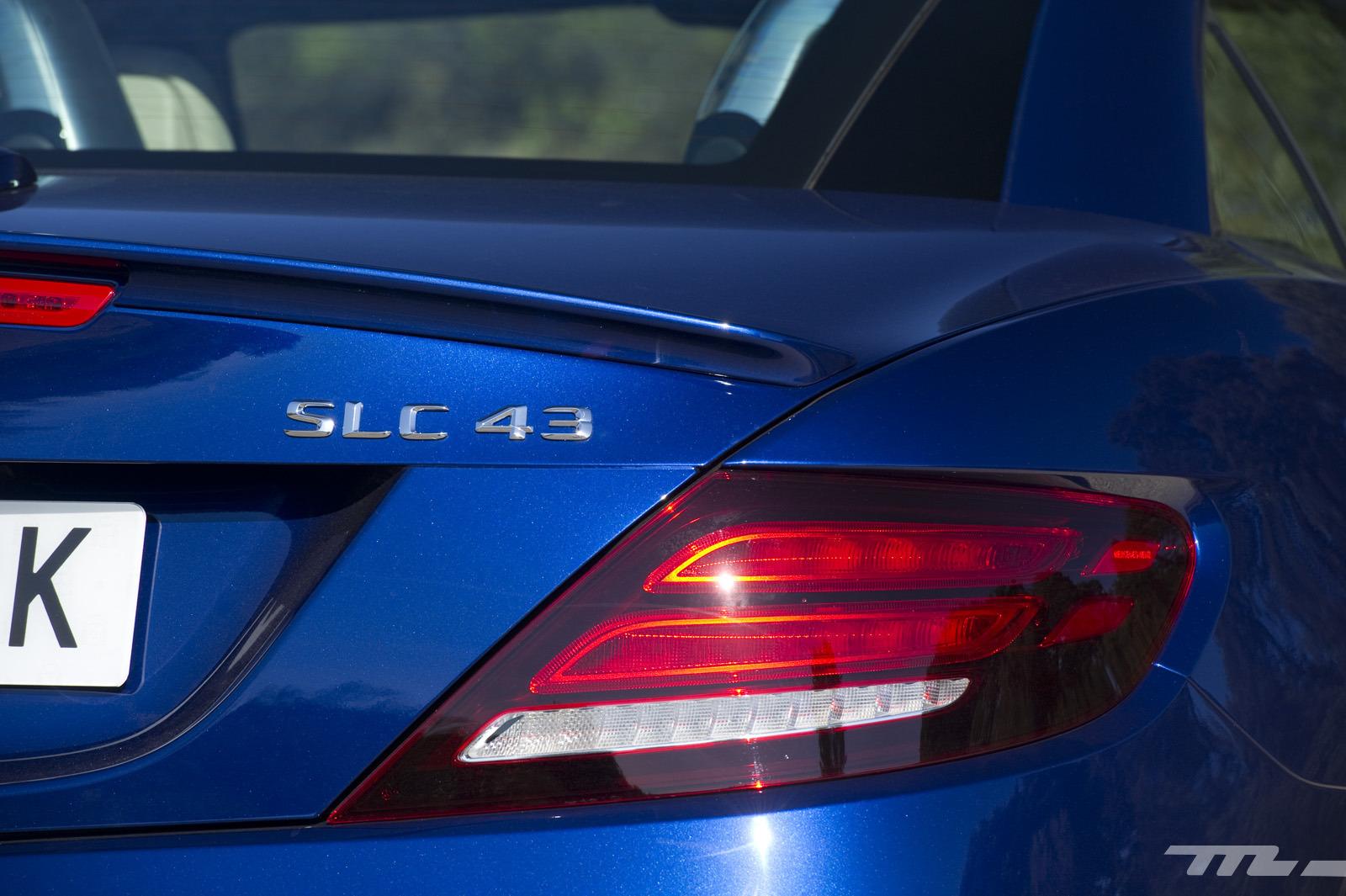Foto de Mercedes-AMG SLC 43, prueba (11/33)