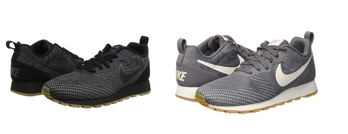 best service 0e040 3c0f4 Las zapatillas de running para mujer Nike Wmns MD Runner 2 Eng Mesh están  disponibles desde 32,33 euros en Amazon