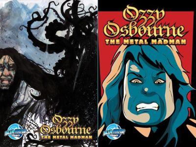 La vida de Ozzy Osbourne será también una novela gráfica
