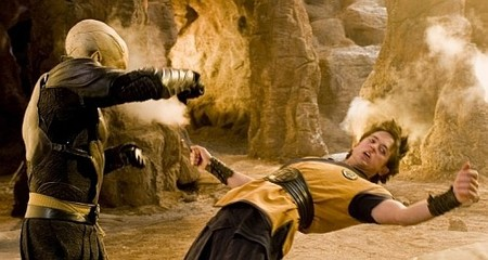 'Dragonball', nuevas imágenes de los protagonistas