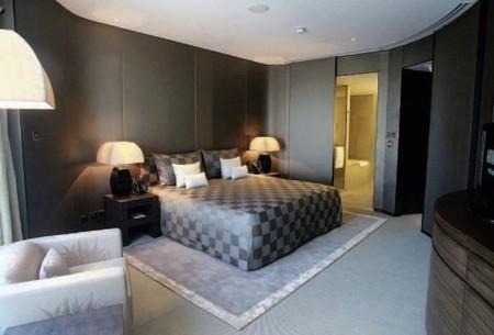 Armani hotel habitacion