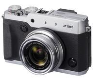 Fujifilm X30, así es la nueva compacta gama alta de los japoneses