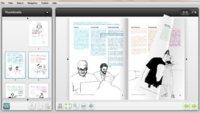 Flipping PDF Reader: lee tus PDF pasando las páginas a la manera de un libro real
