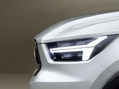 Volvo abre el camino para la llegada de los nuevos V40 y XC40 con un teaser