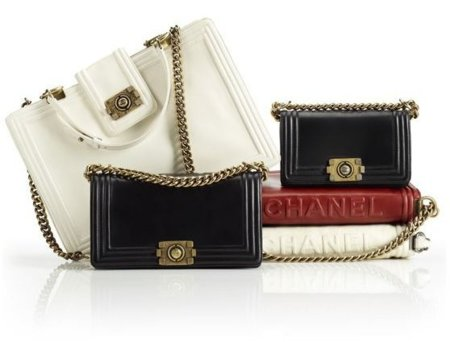 Quiero un Boy (de Chanel) que me alegre la vida