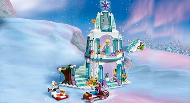 Llega LEGO Frozen, que no pare la magia del hielo
