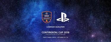 El camino hacía el Mundial de FIFA 19 comienza con la Continental Cup de PlayStation