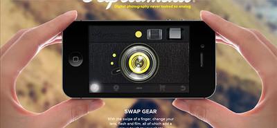 Hipstamatic, el control total de la cámara de tu smartphone, llegará a Windows Phone 8