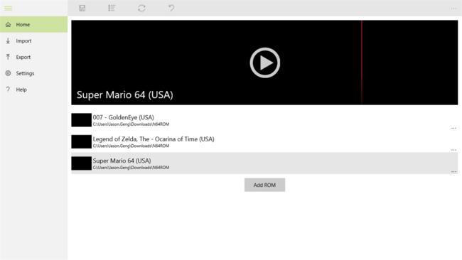 Xbox One Nintendo 64