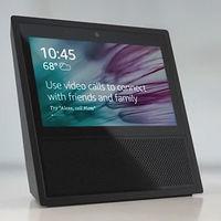"""Amazon Echo Show: ahora Alexa """"nos verá"""" con este nuevo altavoz que integra cámara y pantalla"""