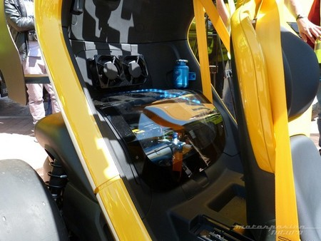 Motor Renault Twizy RS F1