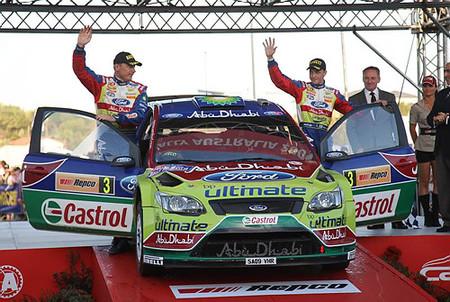 Lo mejor y lo peor del Rally de Australia