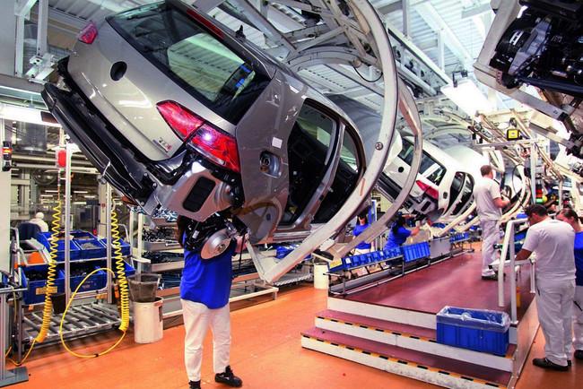 Fabrica Volkswagen