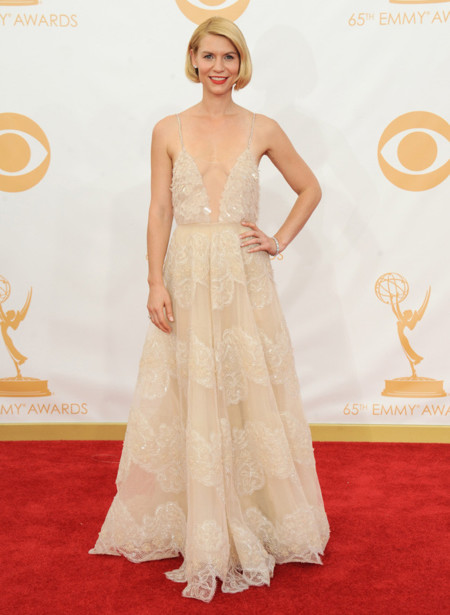 Claire Danes Emmy 2013