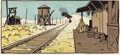 'Texas Cowboys': Trondheim y Bonhomme juegan con el western