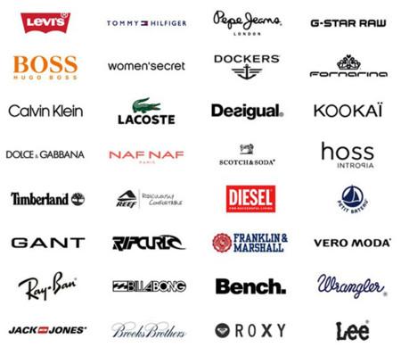 Marcas moda Amazon