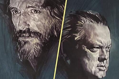 'Hopper/Welles', dos colosos mantienen una charla sobre el cine y los procesos creativos entre cigarrillos y gintonics