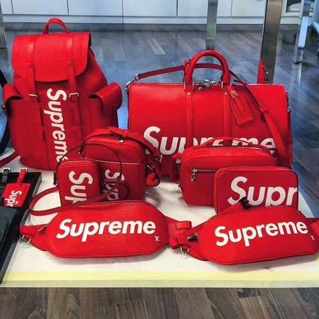 Supreme Louis Vuitton Collaboration