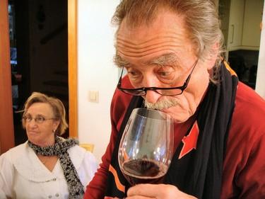 Los aromas del vino, sus tres categorías