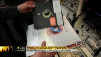 Parte del arsenal nuclear de EE.UU. se controla con equipos antiguos que usan disquetes