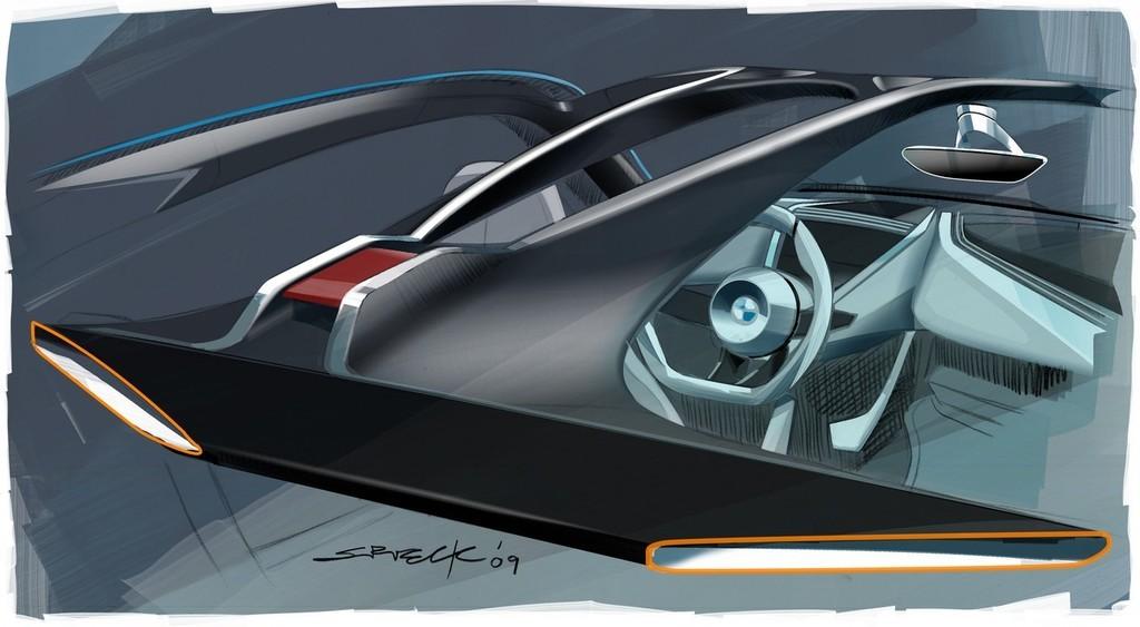 Foto de BMW Vision EfficientDynamics 2009 (18/92)
