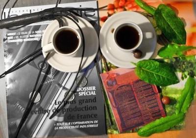 El café para todos en los negocios