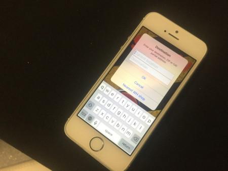 SMSNav.me te envía instrucciones para llegar a los sitios por medio de mensajes SMS