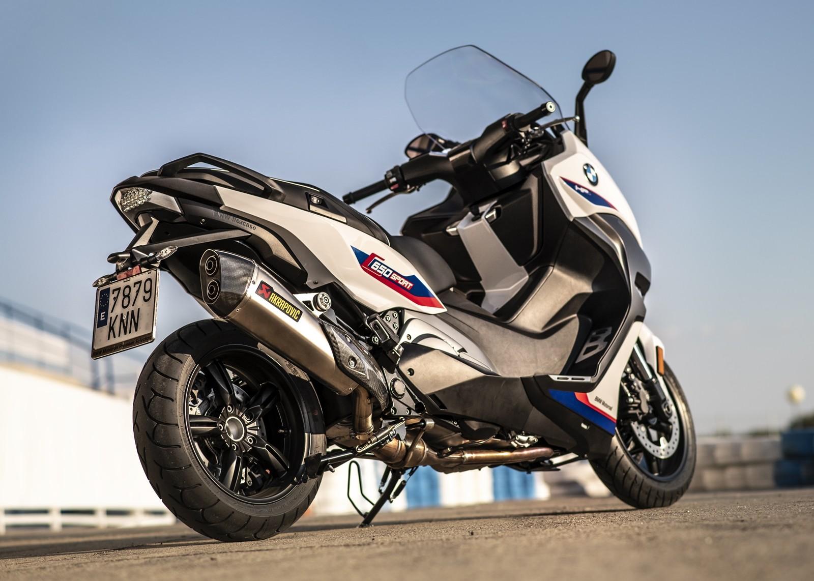 Foto de BMW C 650 Motorsport 2019 (9/14)