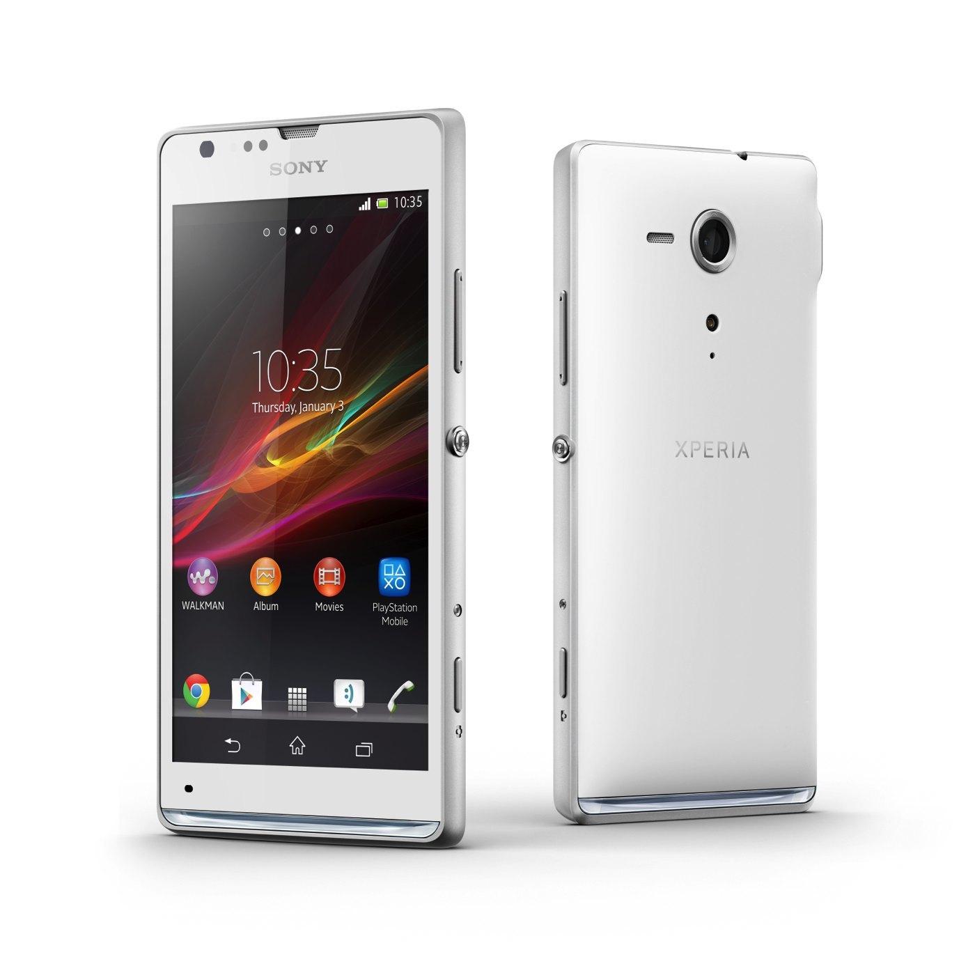 Foto de Sony Xperia SP, imágenes oficiales (6/12)