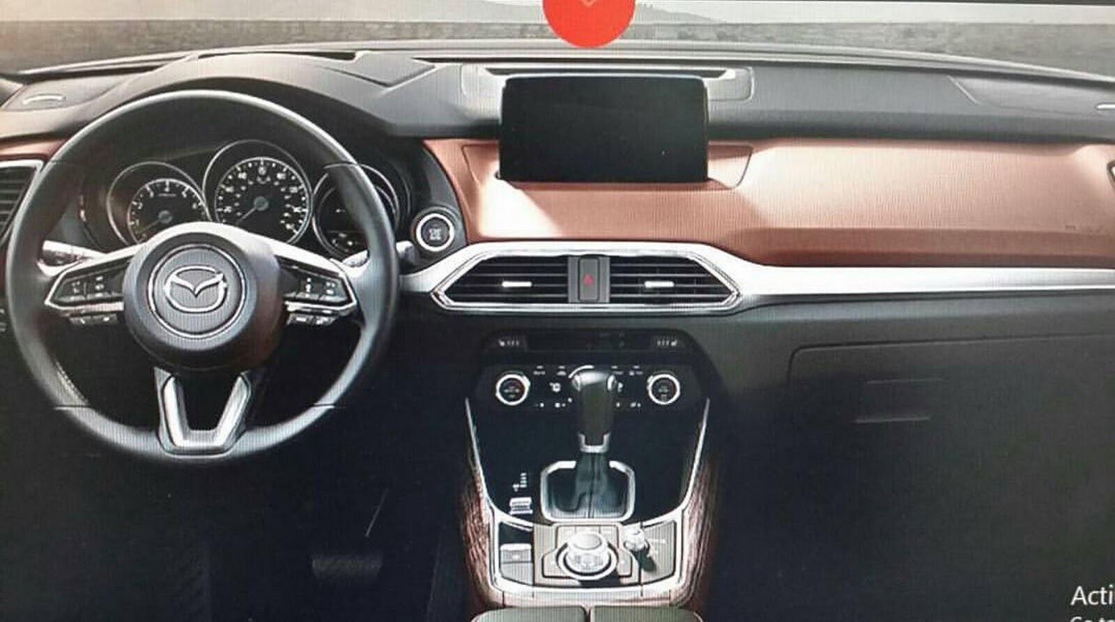 Foto de Mazda CX-9 2016 (filtraciones) (3/4)