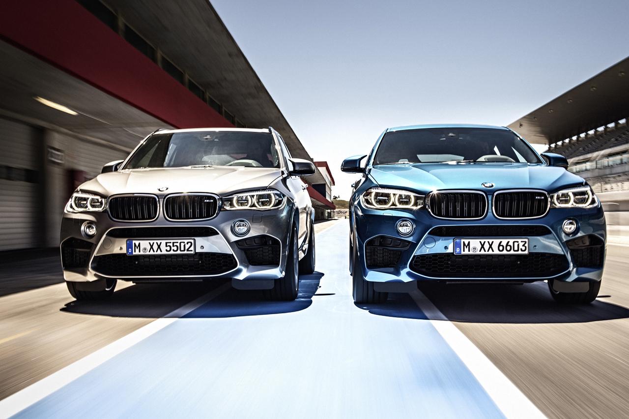 Foto de BMW X5 M y X6 M (2015) (10/22)