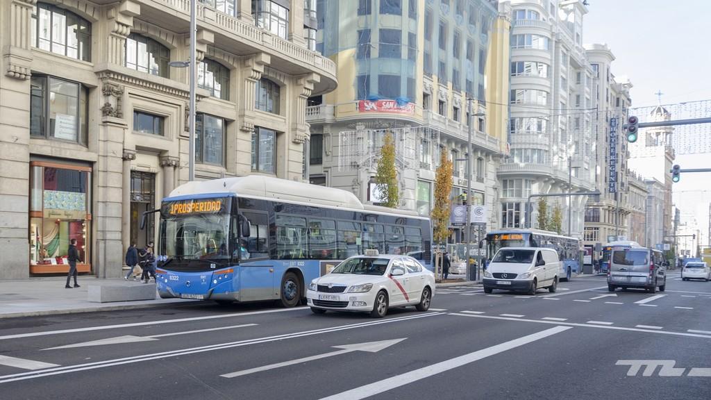 Estas son las alternativas de transporte para moverte por Madrid durante la huelga del taxi