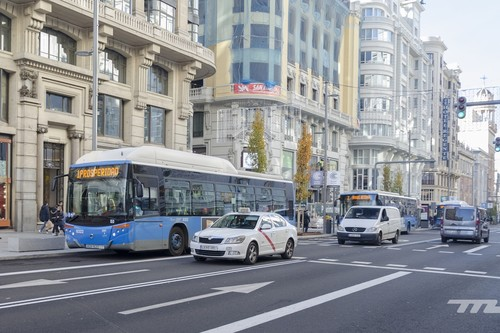 Estas son las alternativas de transporte para moverte por Madrid durante la huelga del taxi