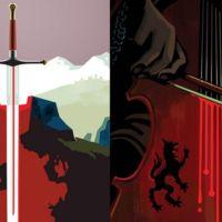 Carteles de todos los episodios de 'Juego de Tronos' basados en las muertes destacadas, la imagen de la semana